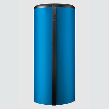 Logalux P750/80-5М 10 разъемов для подключения 750 литров синий