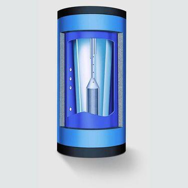 Logalux PL1000/2S 940л синий