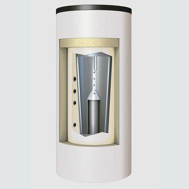 Logalux PL1000/2SW 940л белый