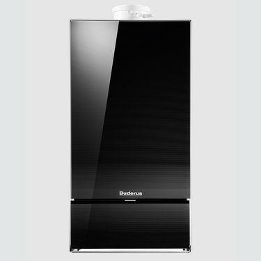 Logamax Plus GB172-30 iK 30кВт двухконтурный черный