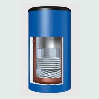 Logalux PNR 500-120/5E 500 литров изоляция 120мм синий