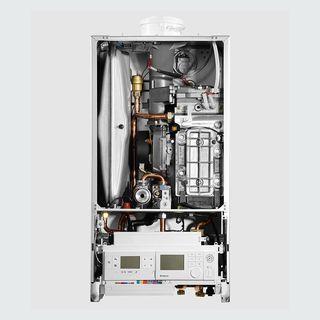 Logamax Plus GB172-30 iK 30кВт двухконтурный белый