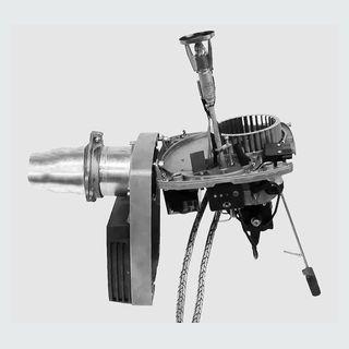 Logatop DE 2.1-2012 170 кВт с удлиненной горелочной трубой